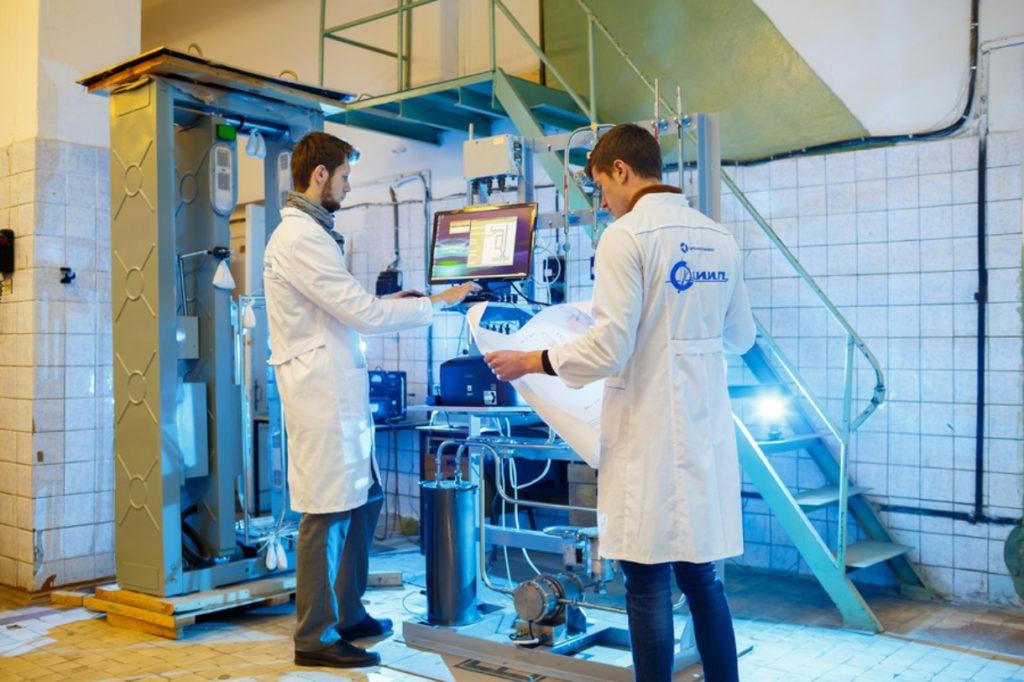 Spolupráce Rosatom a VF Nuclear.