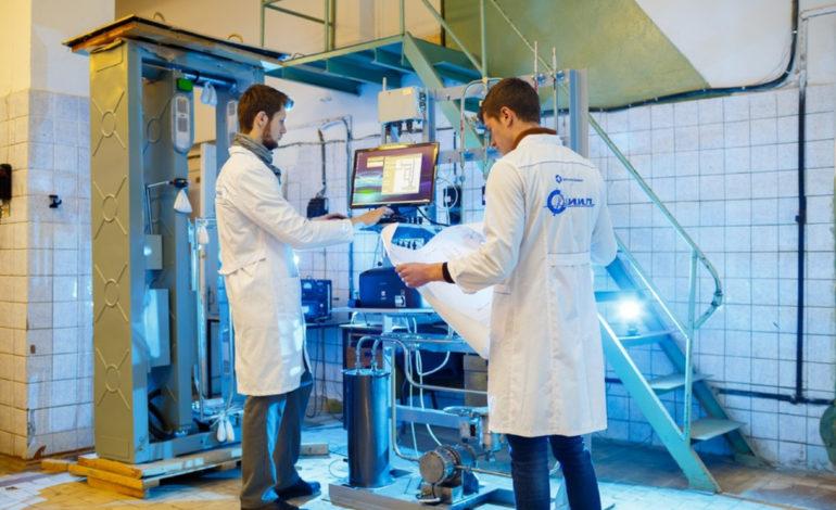 jaderná energie - Rosatom podepsal s českou firmou VF Nuclear memorandum o radiačním monitoringu - V Česku (Vyvoj zarizeni pro mereni radioaktivity inertnich plynu v ustavu SNIIP 1) 2
