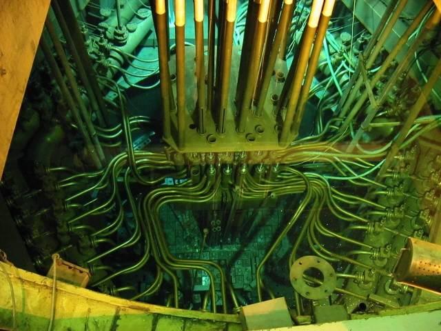 Reaktor Maria, jediný Polskem provozovaný výzkumný reaktor. (Zdroj: Narodowe Centrum Badań Jądrowych)