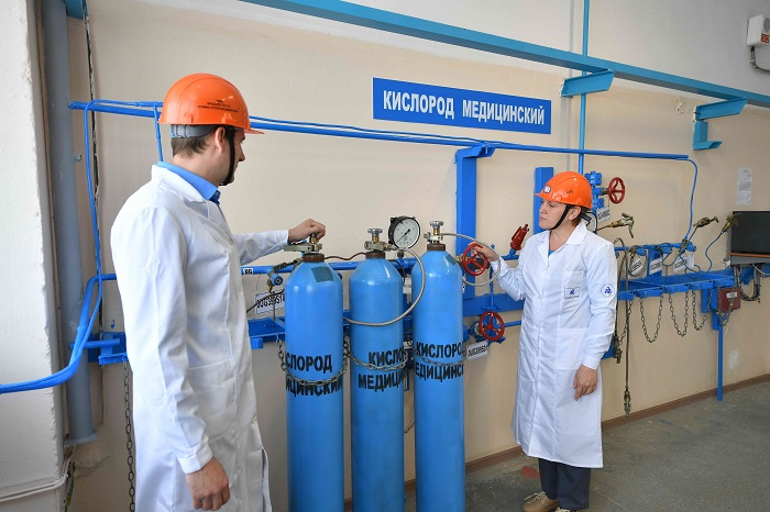 jaderná energie - Rostovská JE se připravuje na zahájení výroby lékařského kyslíku - Ve světě (232cdd8fe982595bb8972859e5a096bc) 2