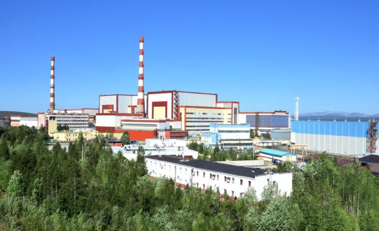 jaderná energie - Rosatom připravuje bezemisní výrobu vodíku - Ve světě (Kolska jaderna elektrarna se ctyrmi bloky VVER 440) 1
