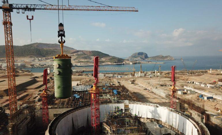 jaderná energie - V prvním bloku JE Akkuyu byla namontována tlaková nádoba reaktoru - Nové bloky ve světě (PHOTO 2021 05 29 10 01 33 2) 2