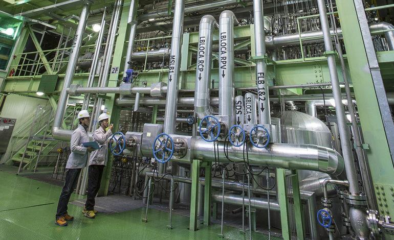 jaderná energie - Jihokorejská společnost KHNP, která je vážným uchazečem o dostavbu Dukovan, se účastní mezinárodního výzkumného projektu OECD/NEA ATLAS - Ve světě (atlas view kaeri korea) 1