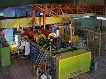 Nový postup výroby terbia vyžaduje jen cyklotron. Zdroj: Atomic-energy.ru