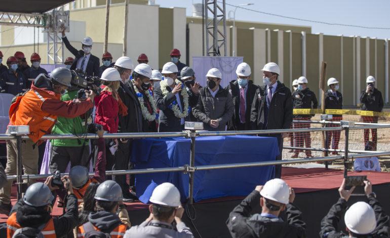 jaderná energie - Rosatom začal stavět výzkumný reaktor vBolívii - Ve světě (1) 2