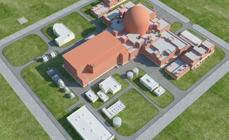 jaderná energie - APR1000 - vše, co byste měli vědět o jihokorejském návrhu pro Dukovany - Nové bloky v ČR (APR1000 bird eye veiw 2560) 2