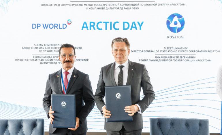 jaderná energie - Rosatom podepsal smlouvu o spolupráci s DP World a Aeon - Zprávy (DP World) 3