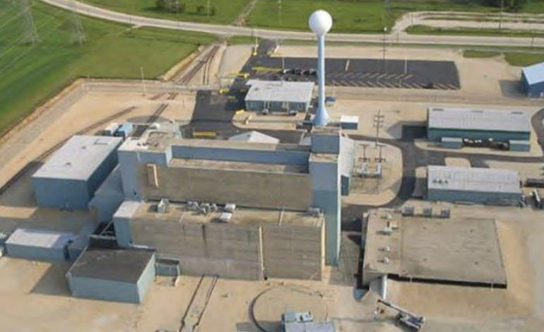 jaderná energie - GE Hitachi žádá o obnovení licence pro sklad použitého paliva Morris Operation - Back-end (View of GEH MO Facility Looking North 2x1 1) 2