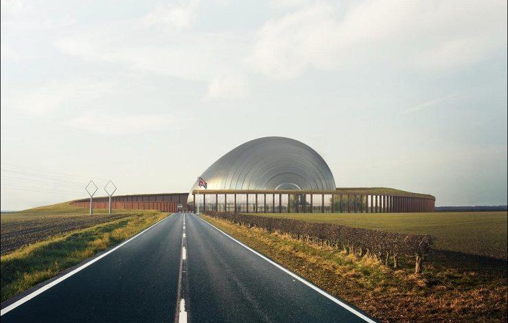jaderná energie - S Alešem Johnem o komercionalizaci malých reaktorů - Inovativní reaktory (rolls royce SMR 01 1 740) 2