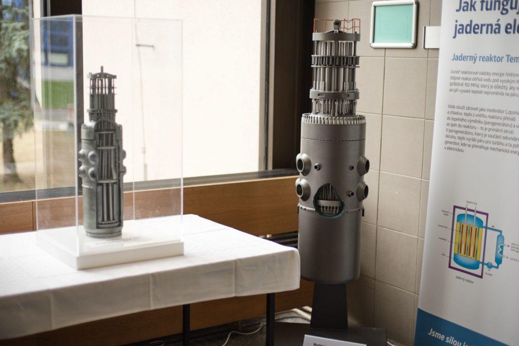 jaderná energie - Jaderné dny 2021: Bude bloků víc? - Nové bloky v ČR (DSC 9439) 4