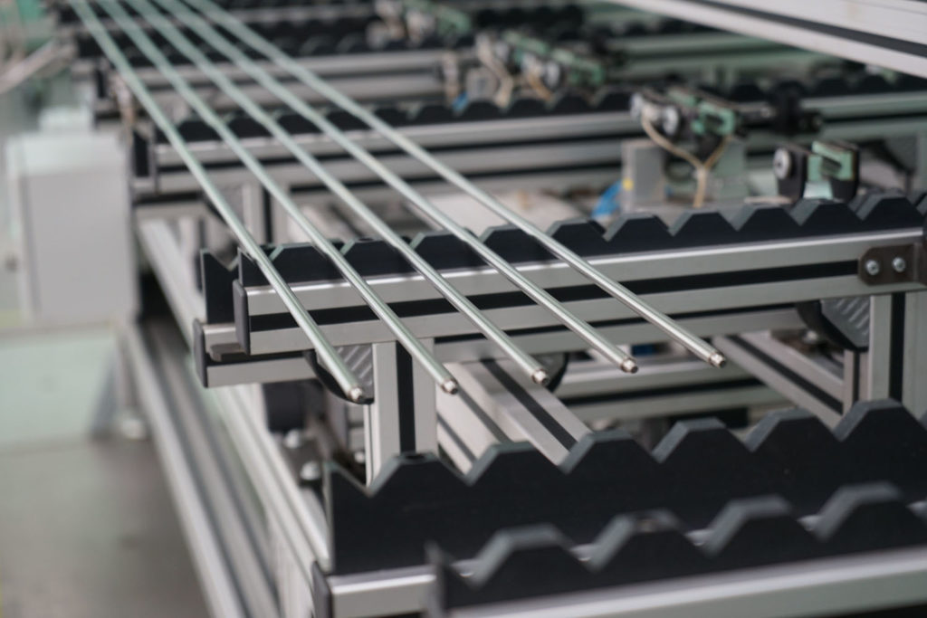 Palivové proutky typu REMIX pro reaktory VVER-1000. (Zdroj: Rosatom)