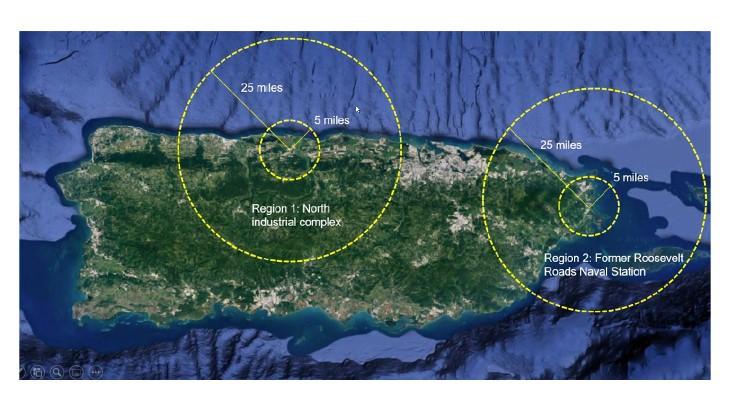 jaderná energie - Portoriko hledá lokality pro SMR - Nové bloky ve světě (Potential SMR sites in Puerto Rico NAP) 9