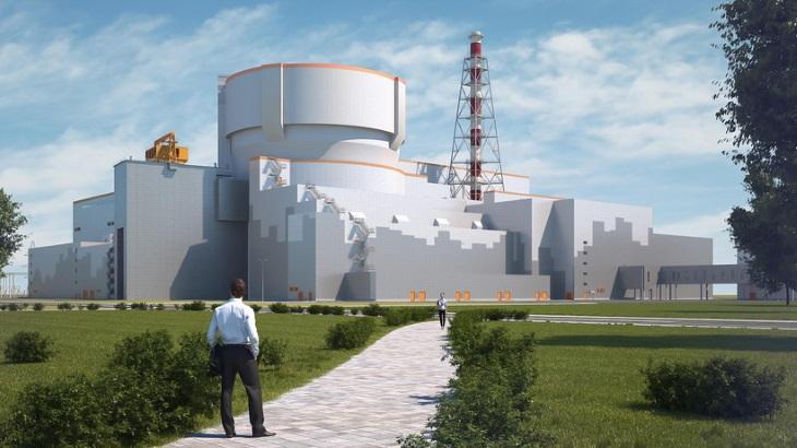 jaderná energie - OSEL.cz: Realita projektu Paks II - Nové bloky ve světě (1vizualizace elektrarny paks) 2